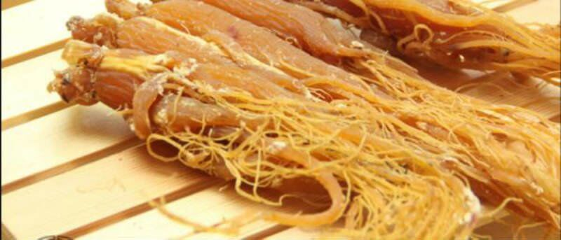 Fermented Korean Red Ginseng